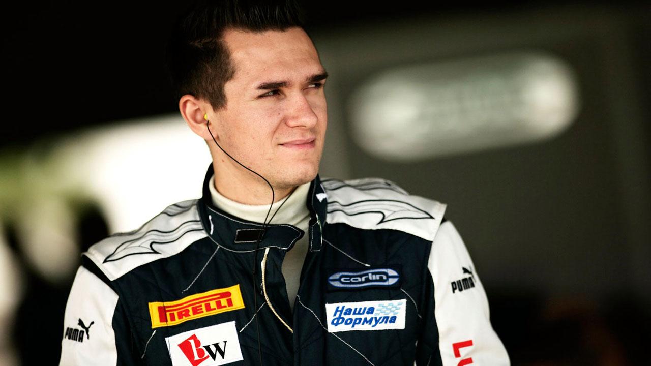 Михаила Алёшин в Formula Renault