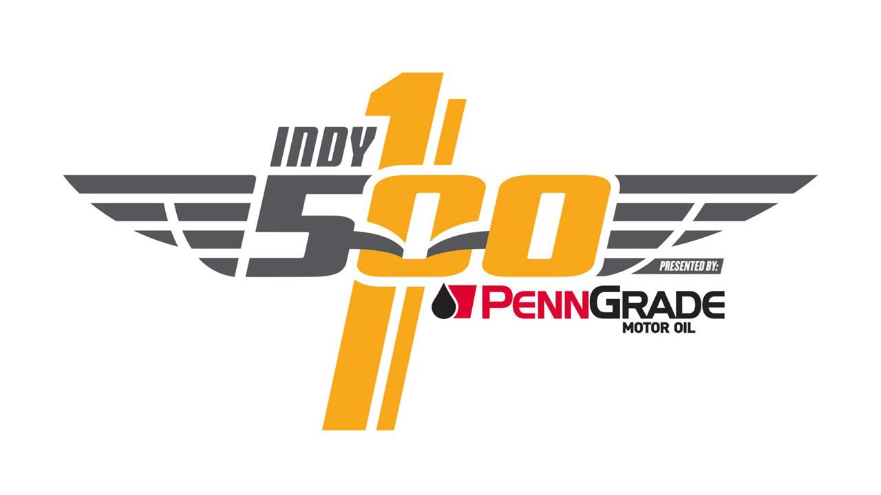Логотип Indy 500 PennGrade