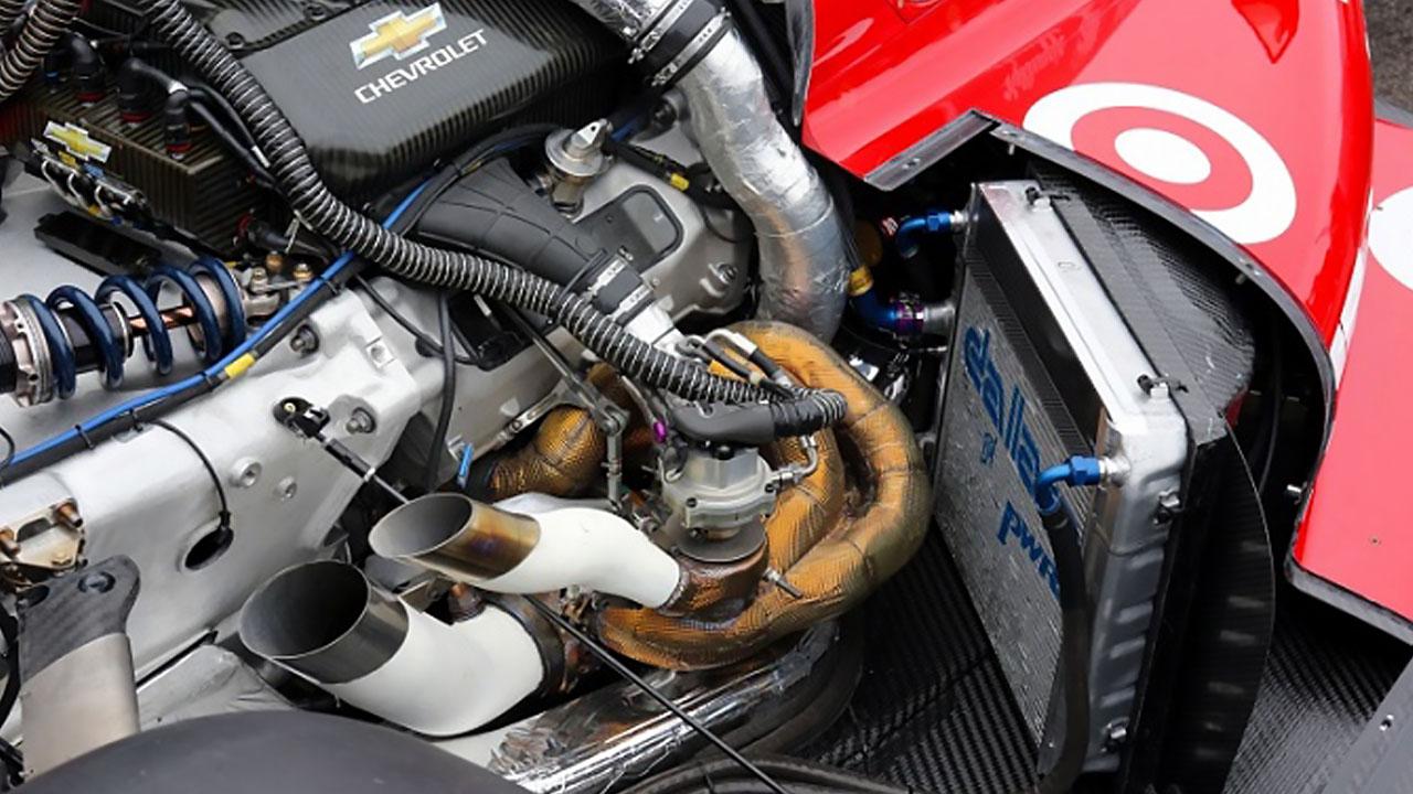 мотор болида