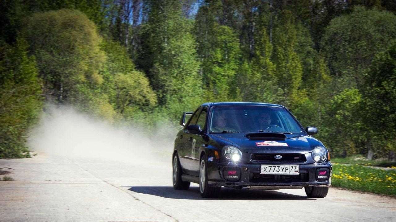 Subaru Impreza на Р3К