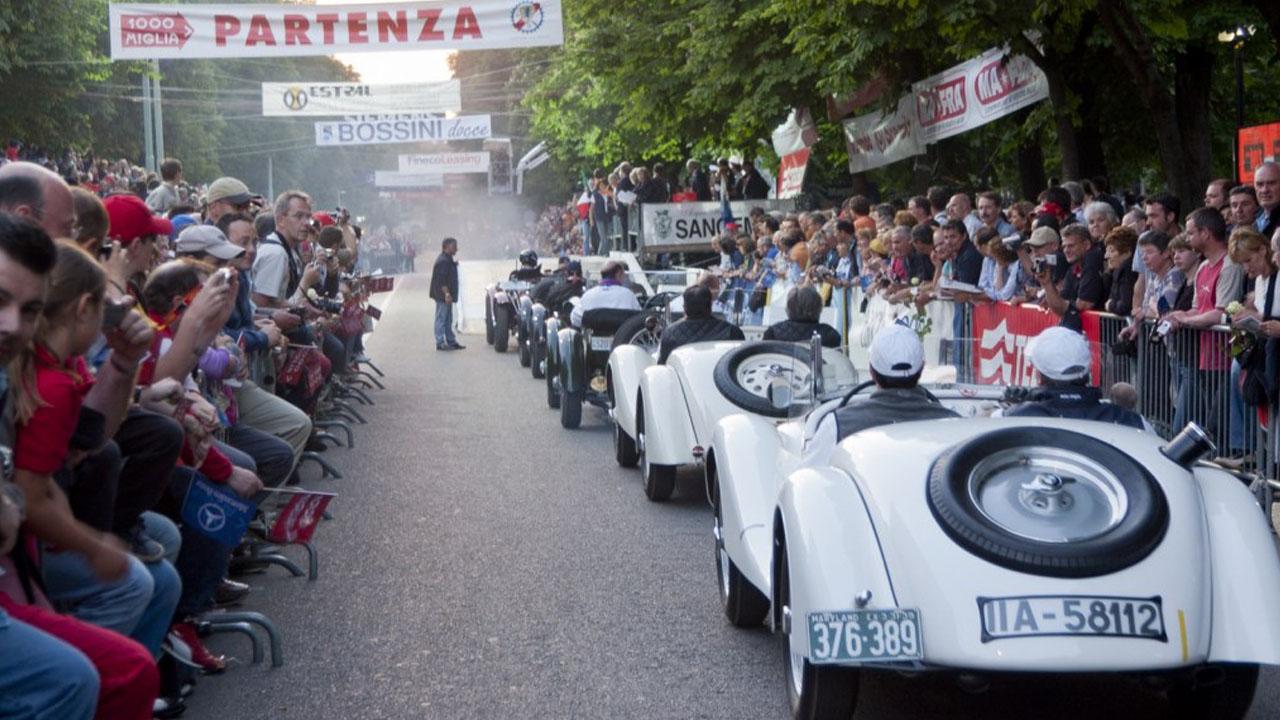 парад авто