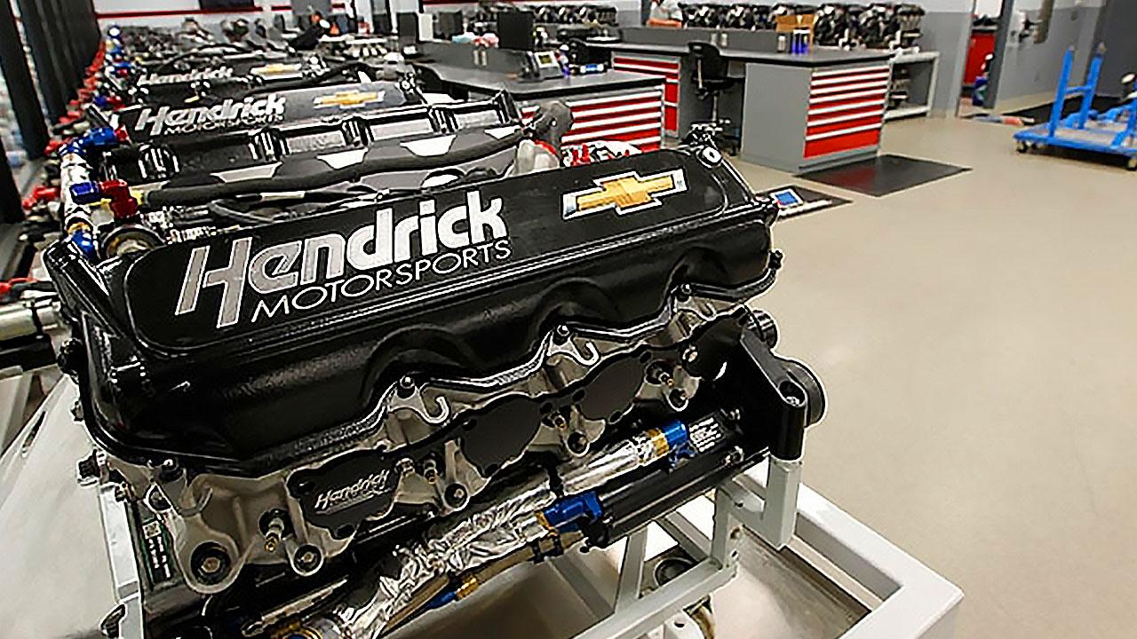 двигатель chevrolet hendrick