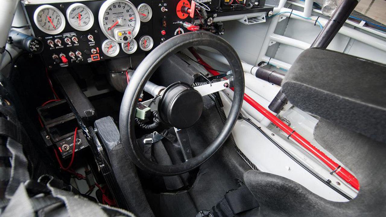 гоночный автомобиль глазами пилота