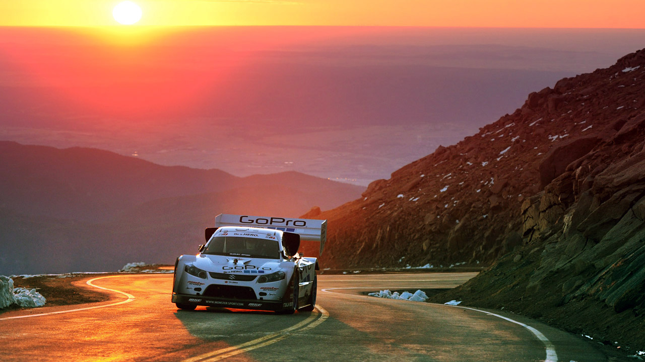 Monster Sport SX4 Pikes Peak Special – 2014