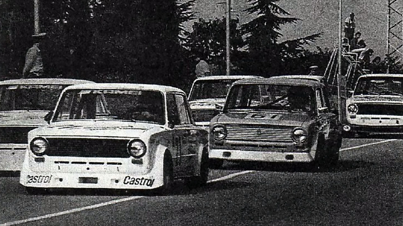 советские автогонки