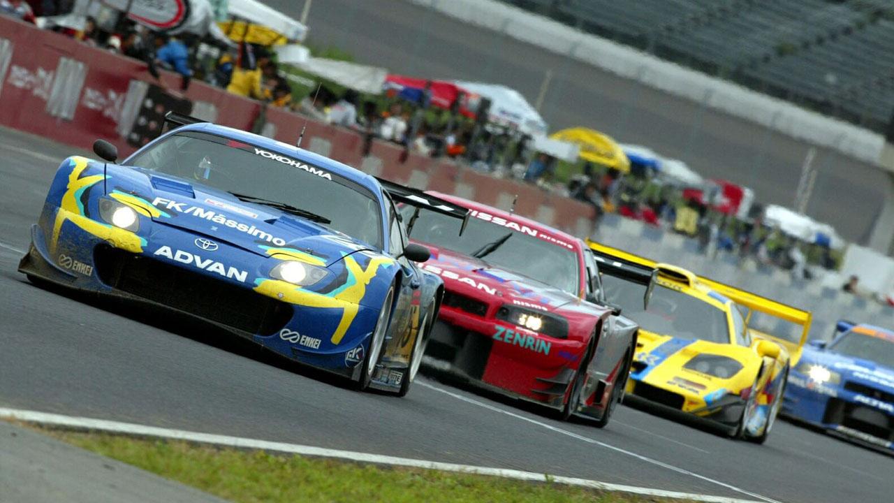 GT япония