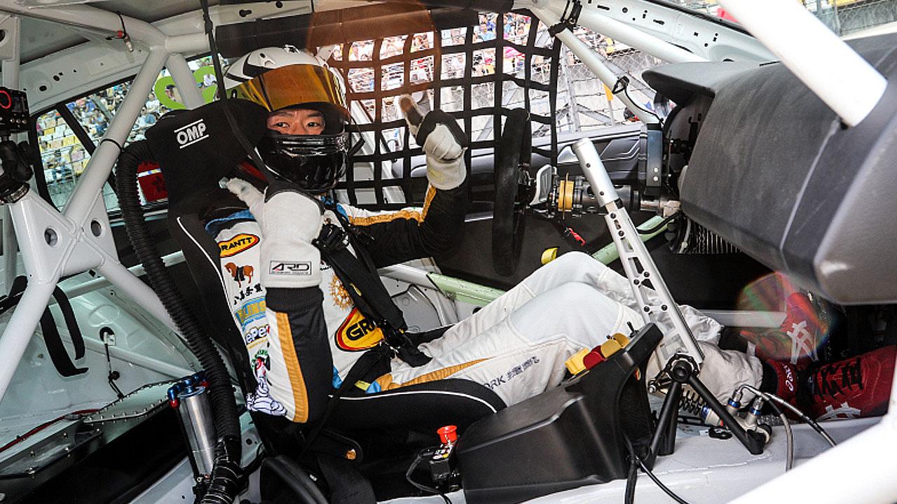 кабина гонщика
