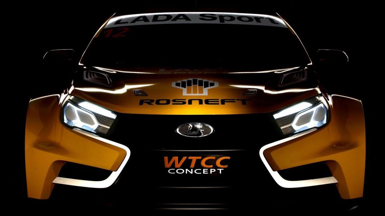 lada sport wtcc concept