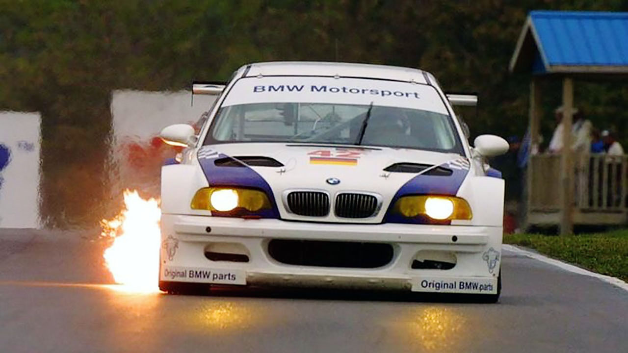 BMW Motorsport M3 GTR DTM