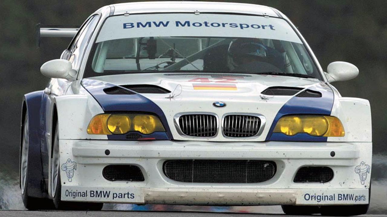 BMW M3 GTR DTM