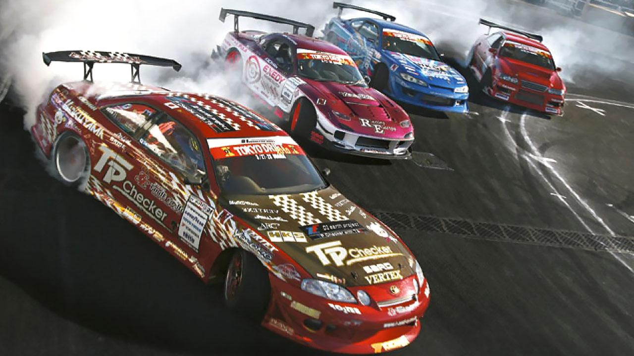D1 Grand Prix,