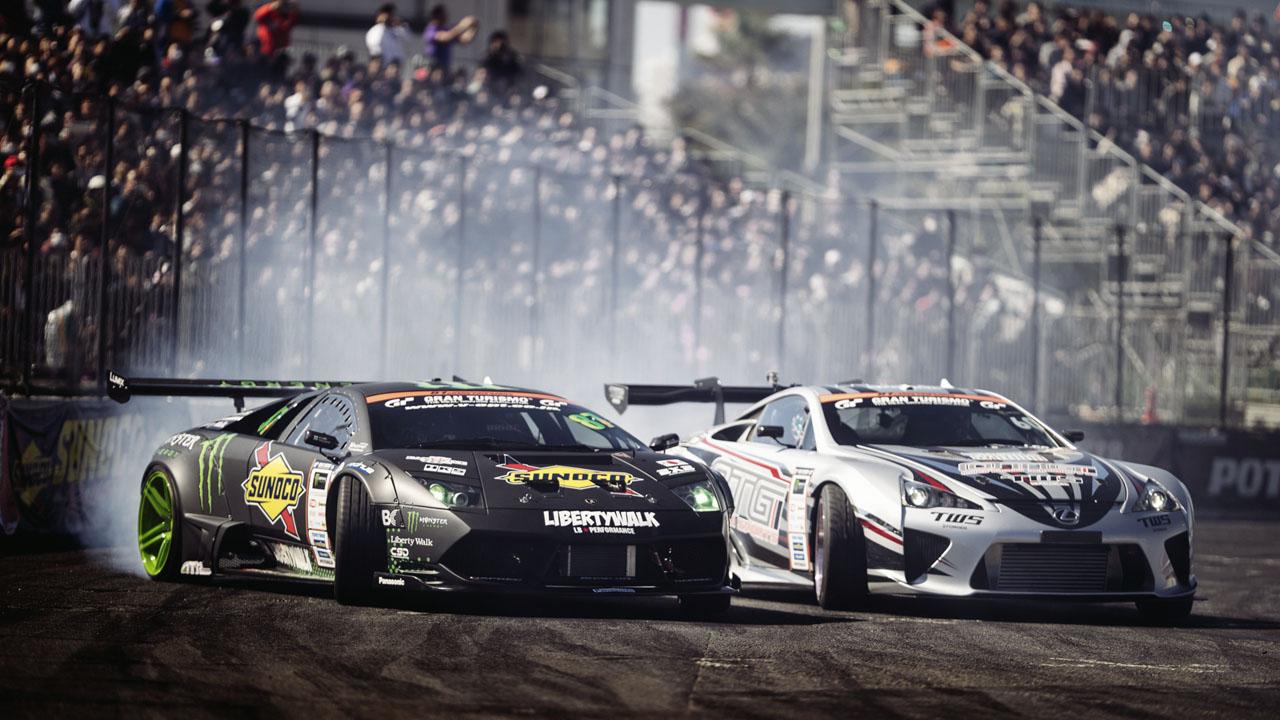 Дрифт-серия D1 Grand Prix