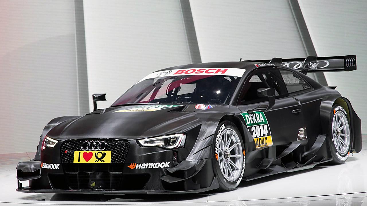 Audi болид
