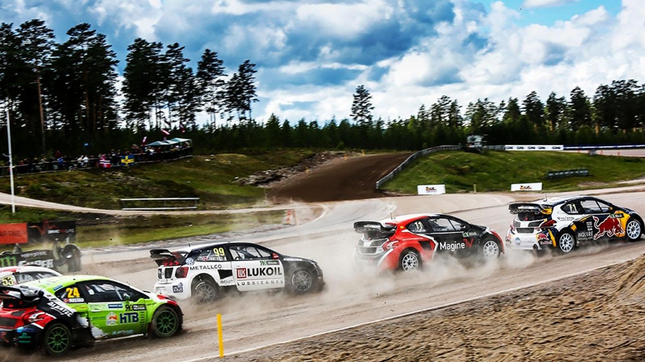 соревнования автомобилей