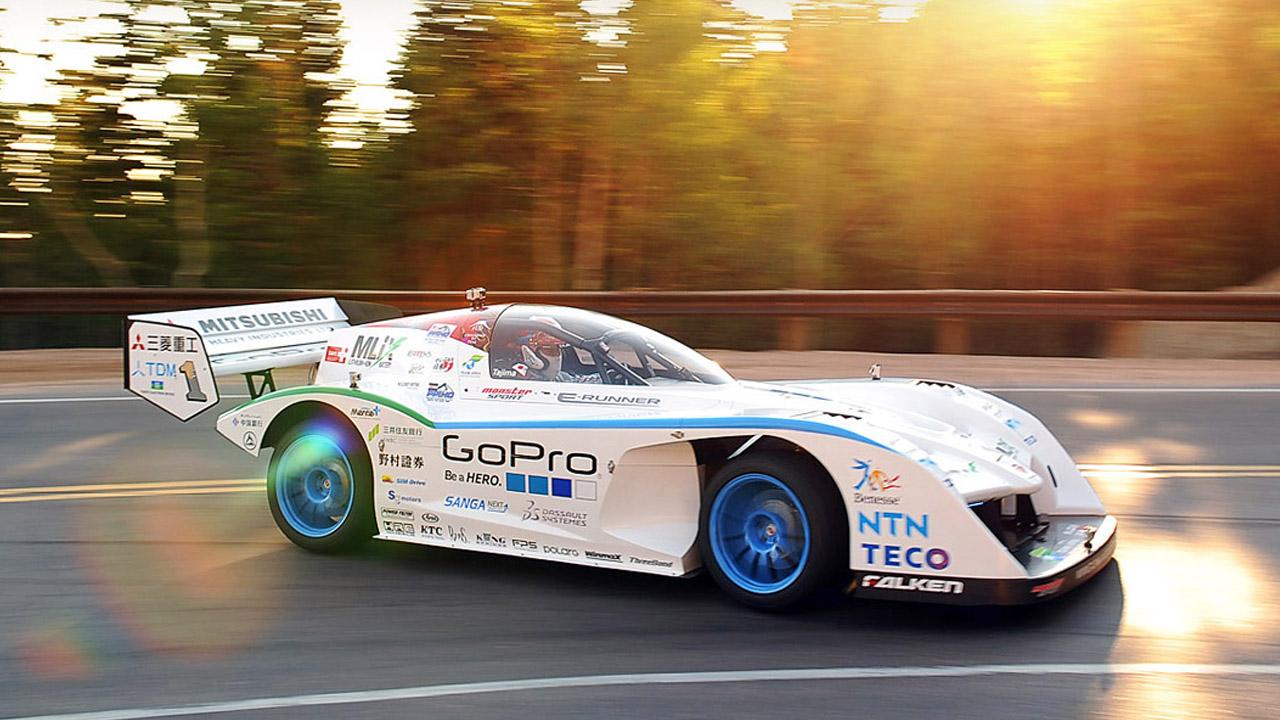 Monster Sport E-Runner Pikes Peak Special - 2012