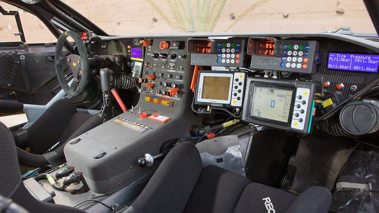 Раллийная система GPS навигации