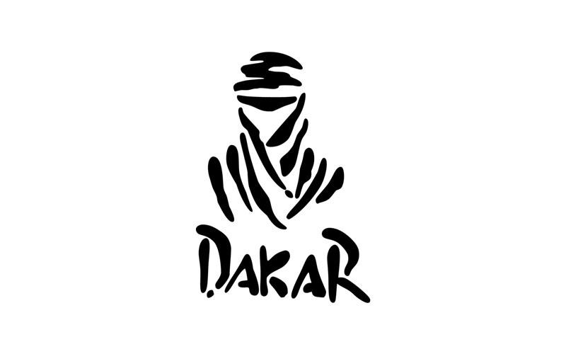 Логотип ралли-рейда Париж-Дакар
