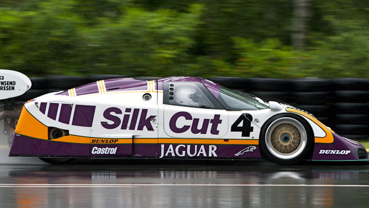 Jaguar XJR-9 Silk Cut