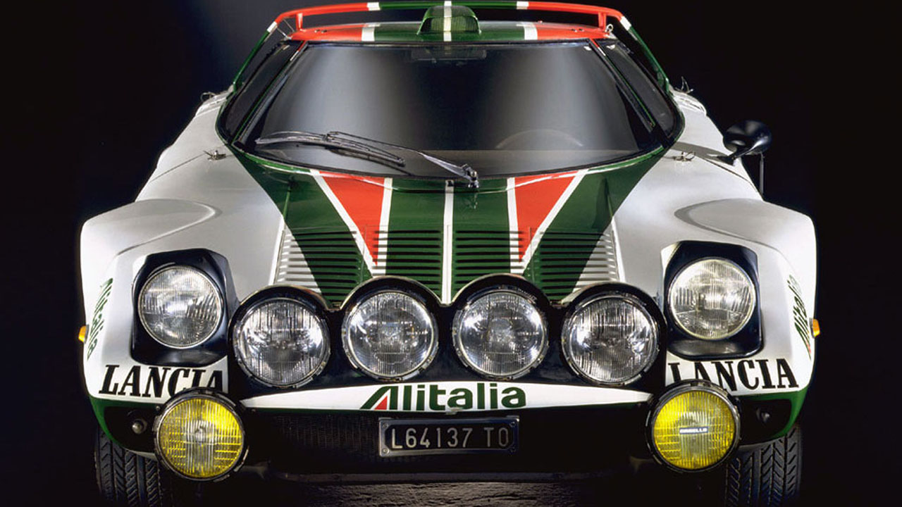 Lancia Stratos Group B