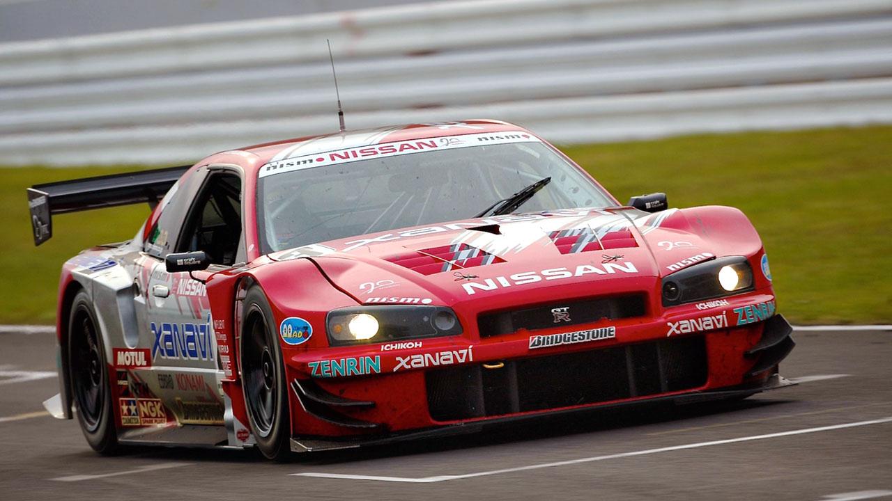 Nissan XANAVI NISMO GT-R