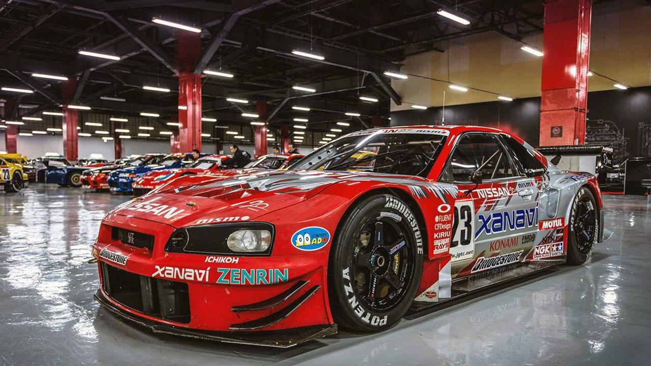 XANAVI NISMO GT-R 2003