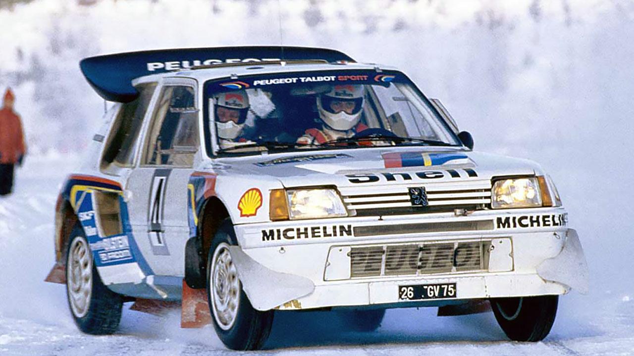 гонка по снегу