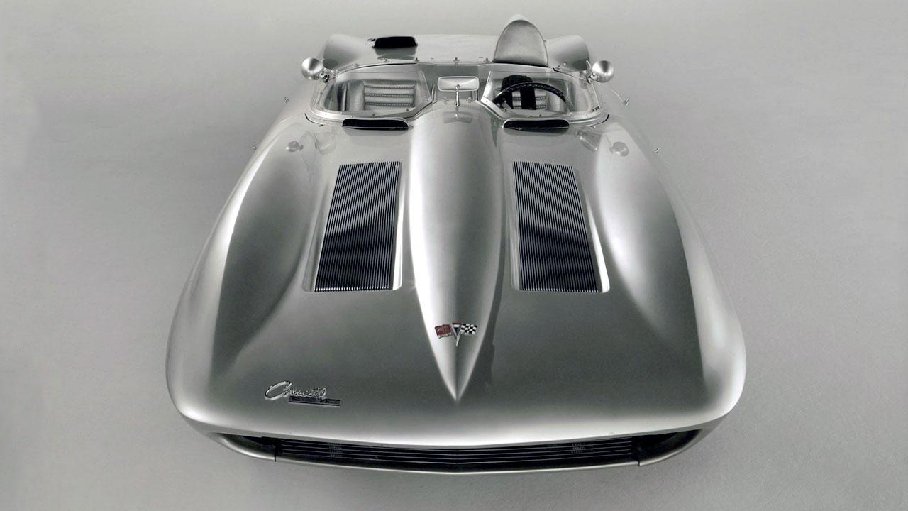 Chevrolet Corvette StingRay Racer Concept 1959 года