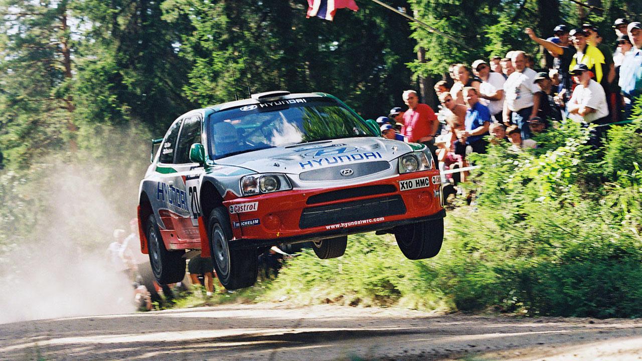 Hyundai Accent WRC2