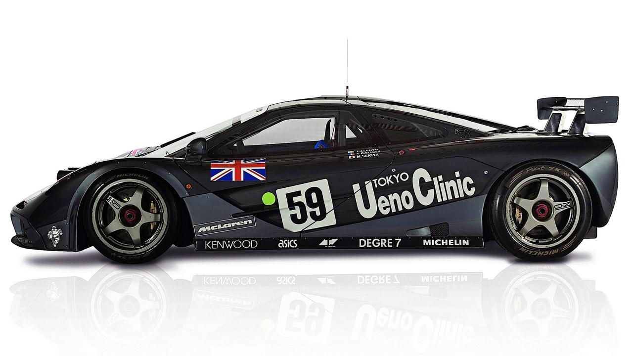 McLaren F1 GTR BMW Ueno Clinic