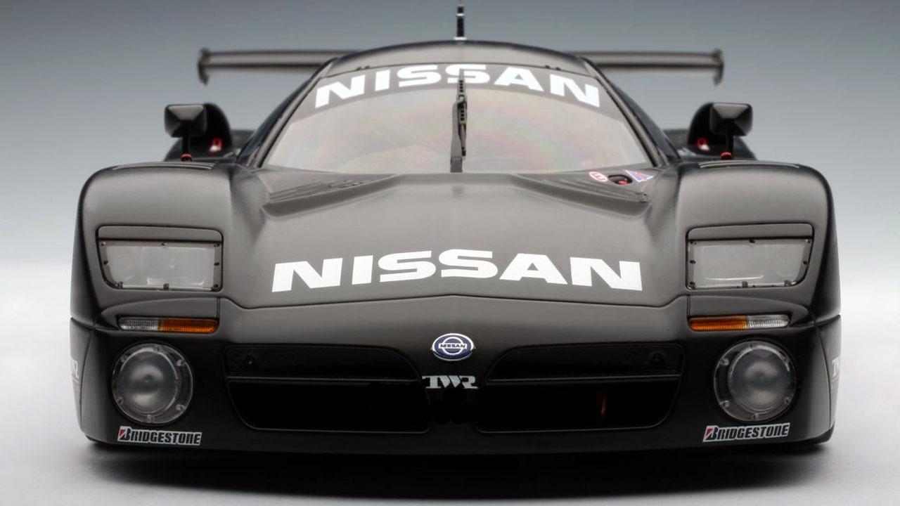 Прототип Nissan от TWR