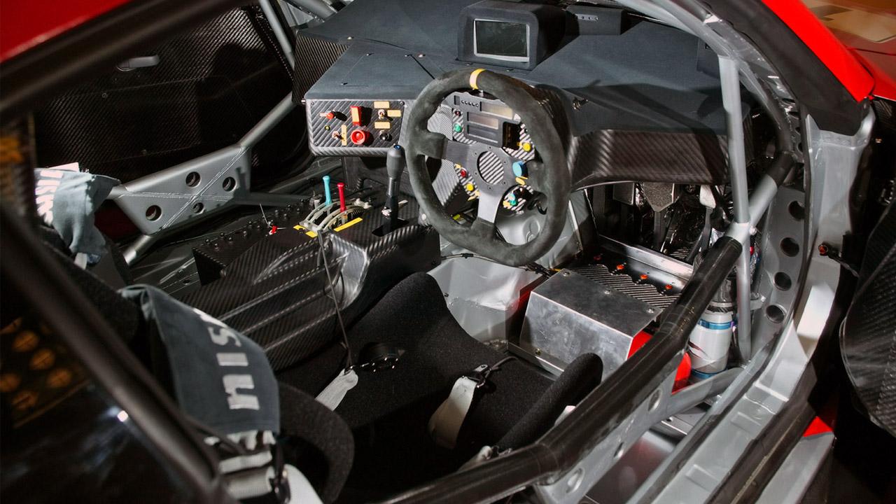 Кокпит Xanavi Nismo GT-R R35