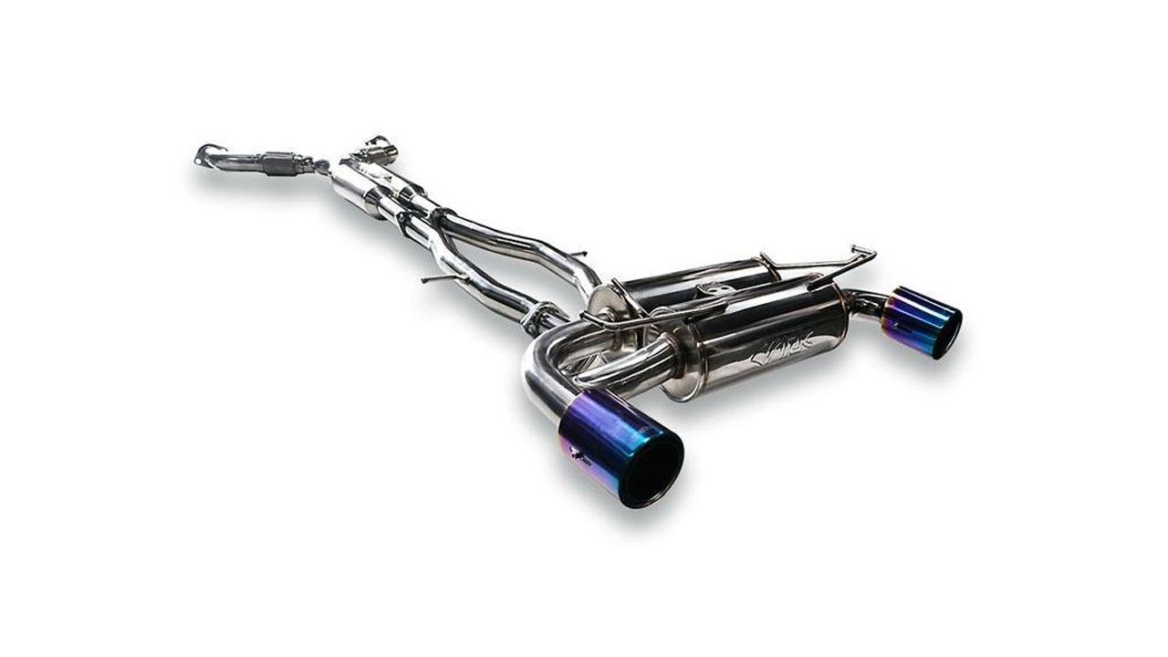 Прямоток - гоночная выхлопная система
