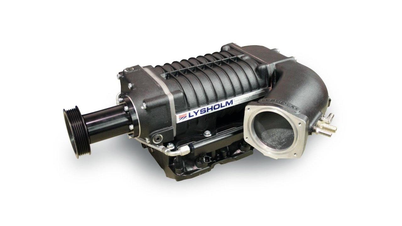 Нагнетатель воздуха - turbocharger