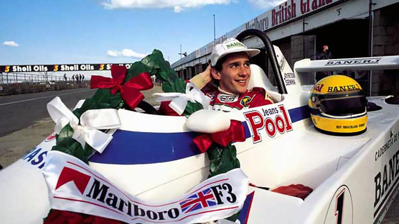Гонщик выиграл Гран-При
