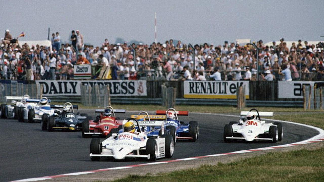 Пелетон Формулы 3