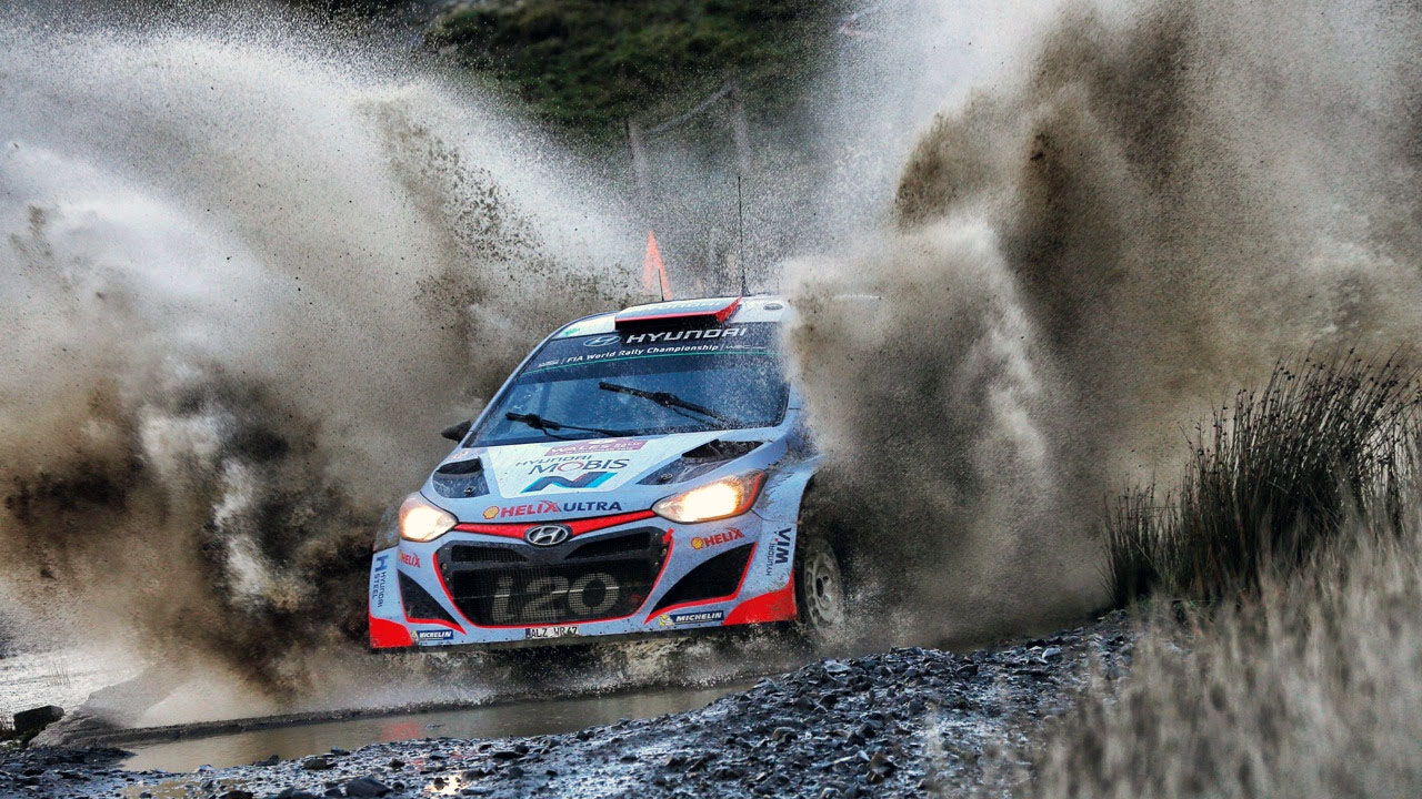 Hyundai Shell Mobis World Rally Team (Германия)