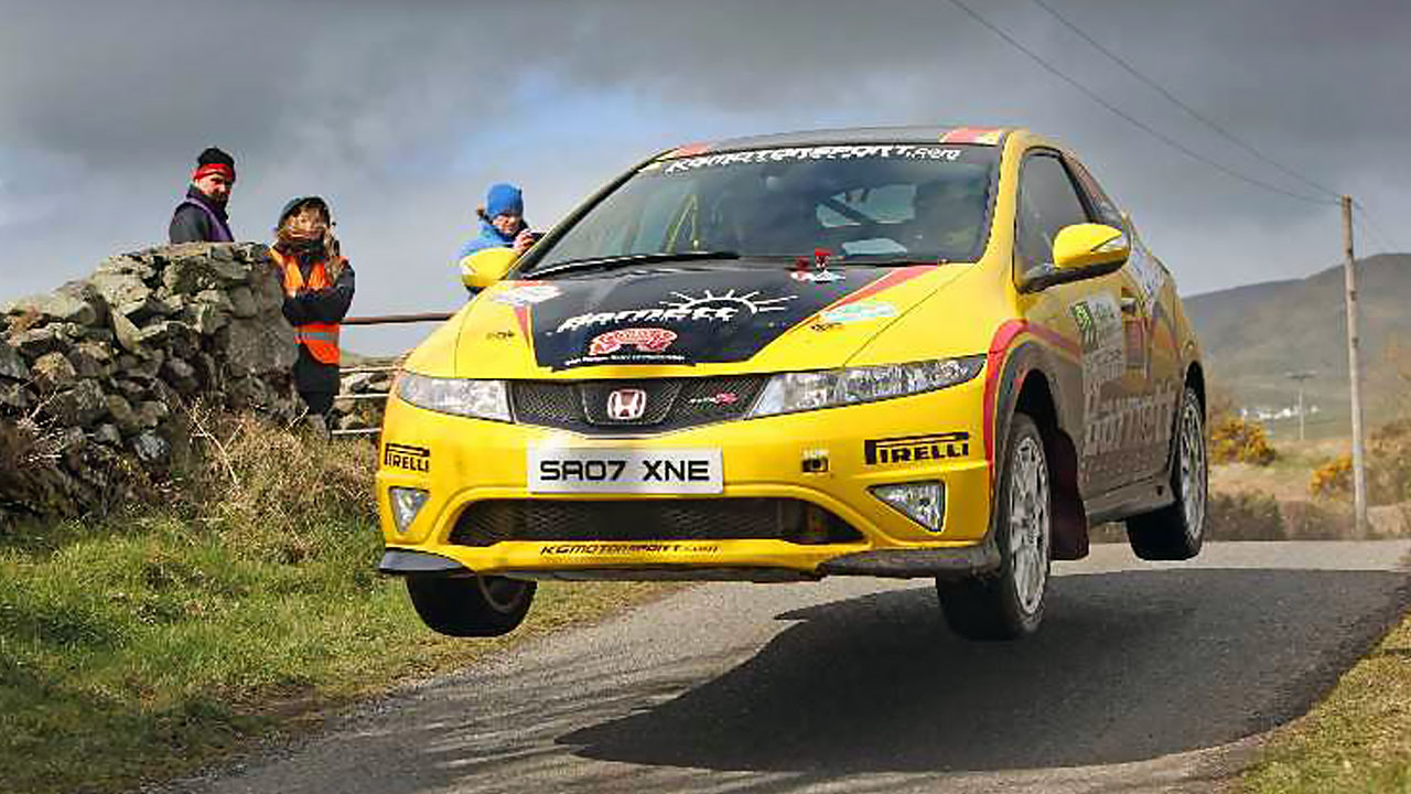 Civic Group R Rally