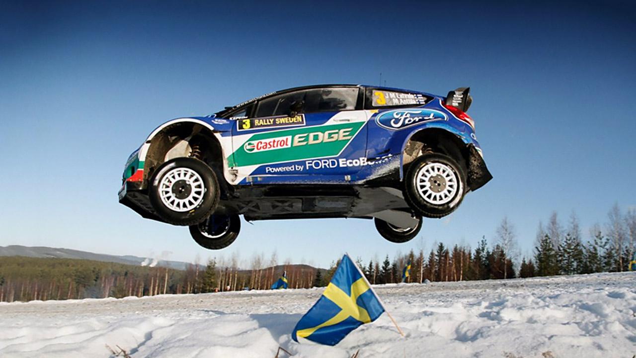 Ралли Швеции