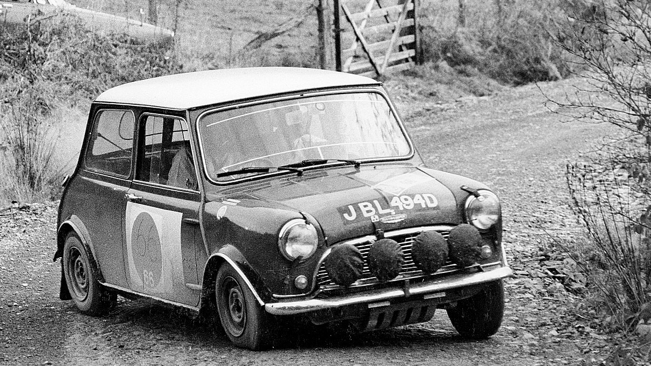 Austin Mini 1960