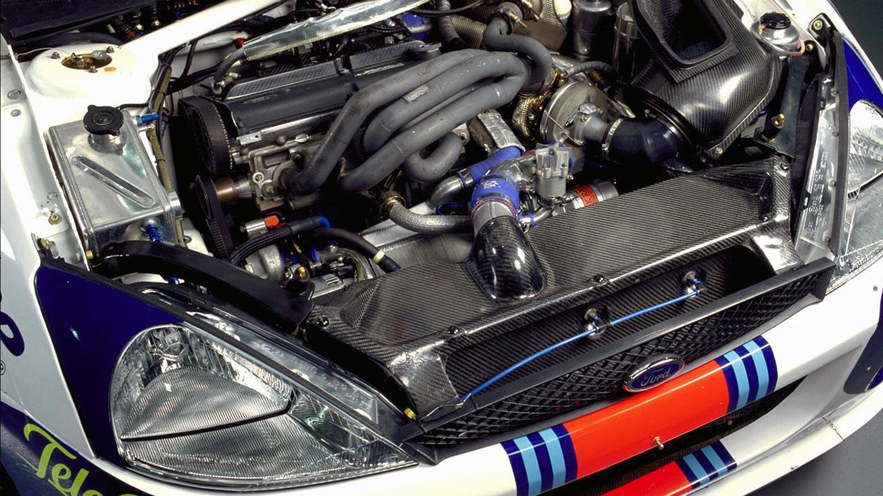 Оппозитный двигатель Фокуса