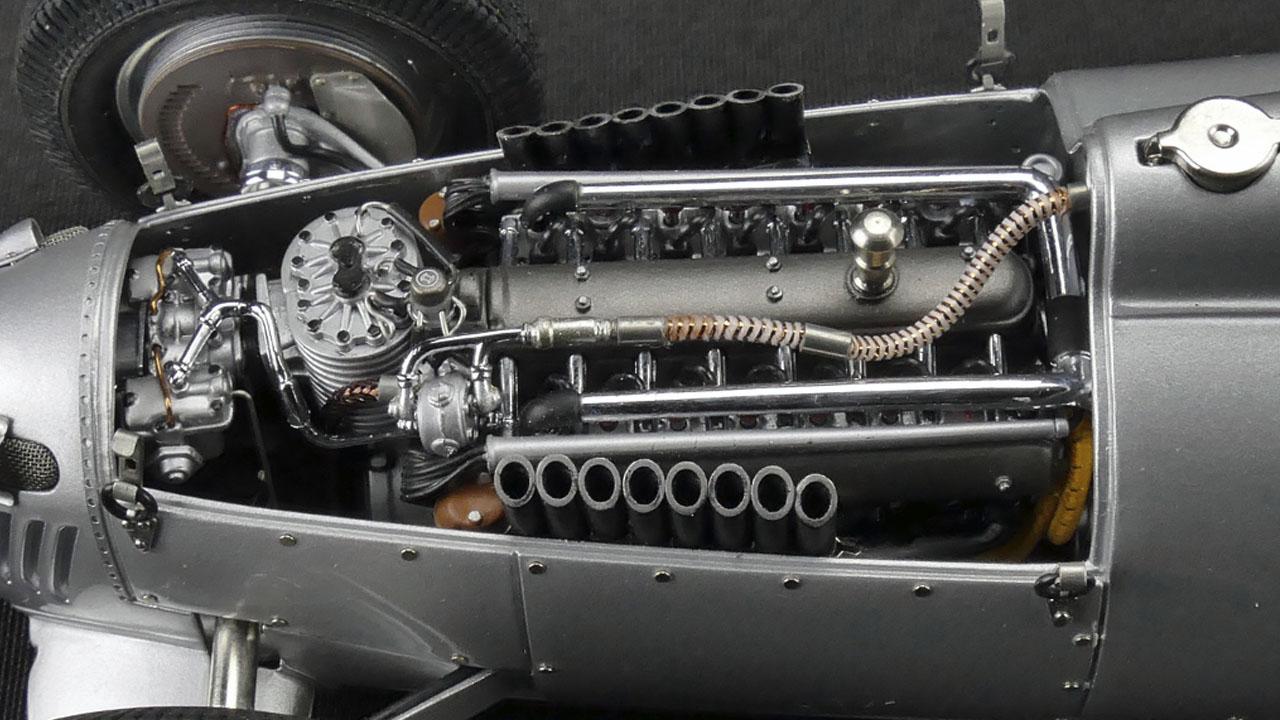 Двигатель CMC Type C