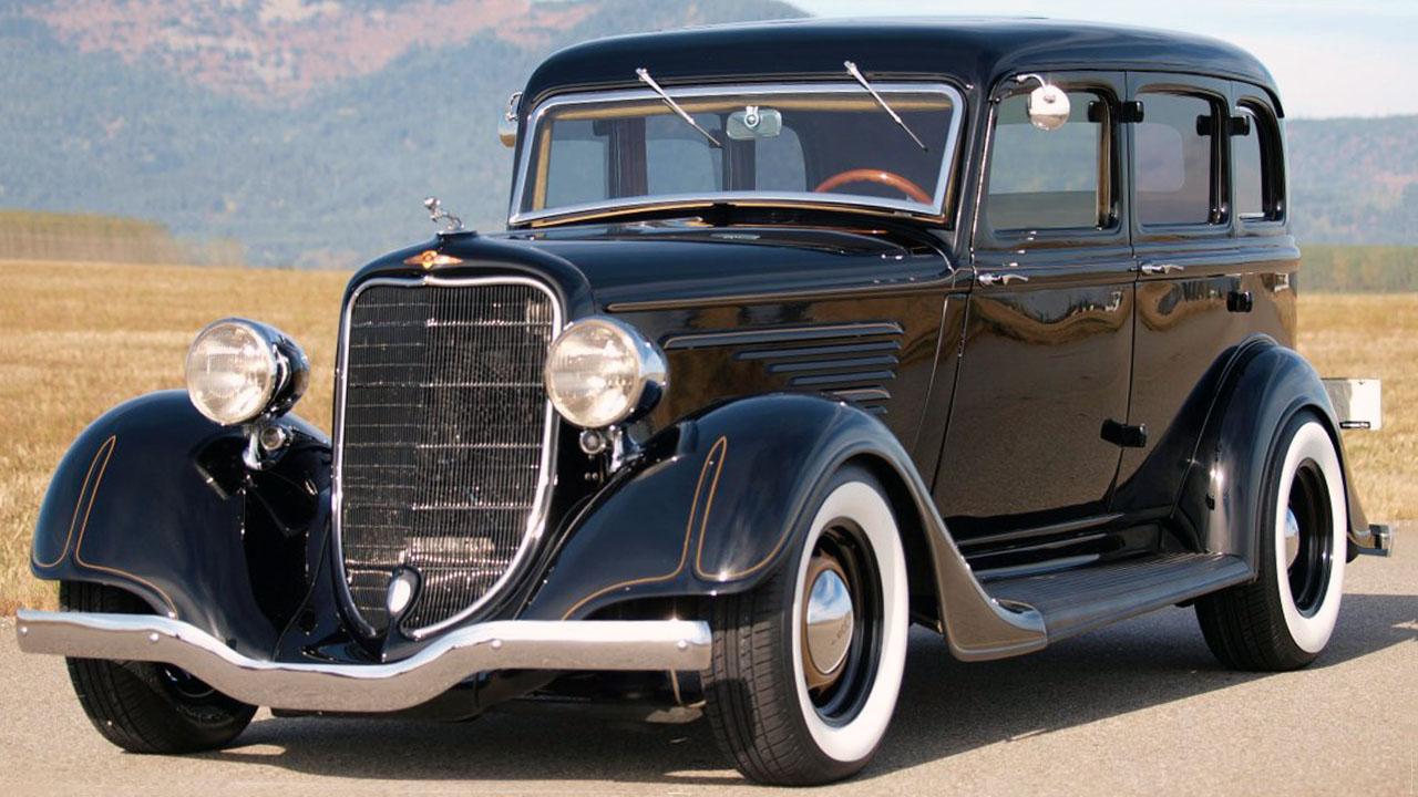 1934 Dodge Sedan Custom