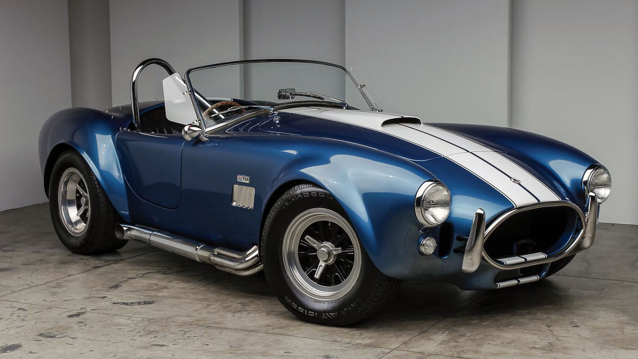 1965 Shelby AC Cobra Replica