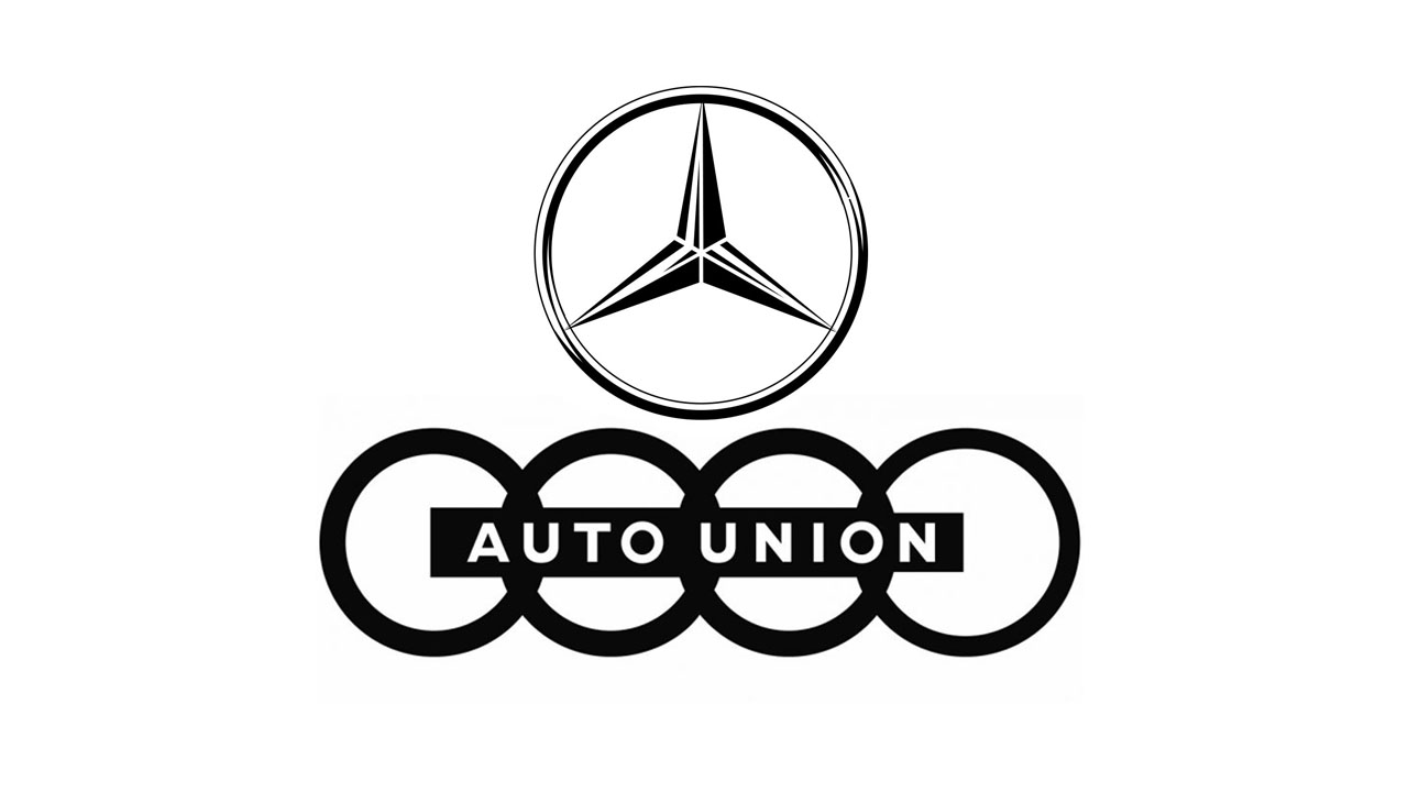 AUTO UNION & MERCEDES-BENZ