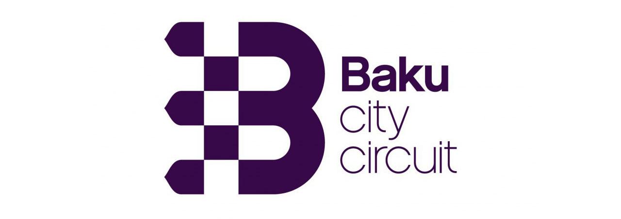 Baku City Circuit BIG LOGO