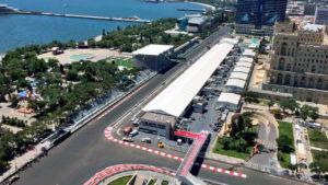 Дом правительства Baku City Circuit