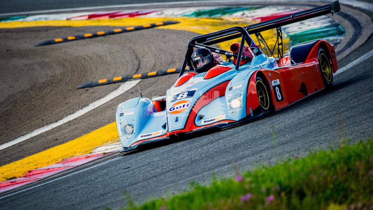 GULF GTE Racing Team на Казаньринг
