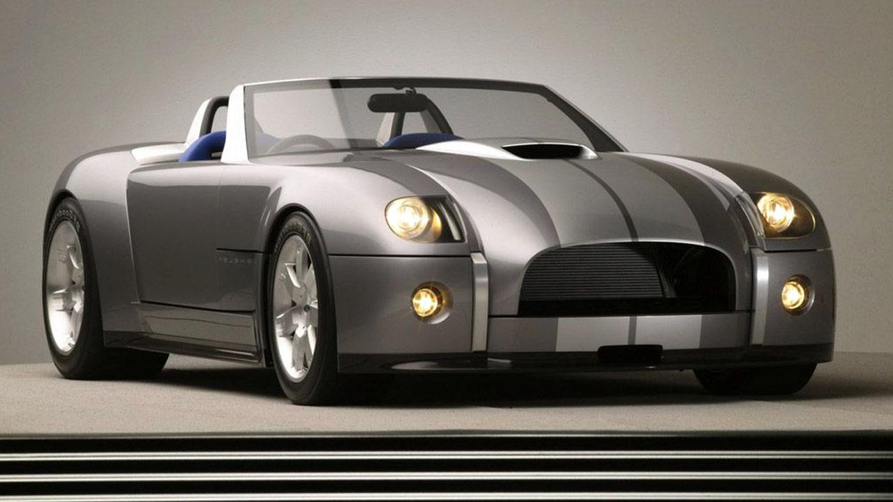 Shelby Concept Спереди
