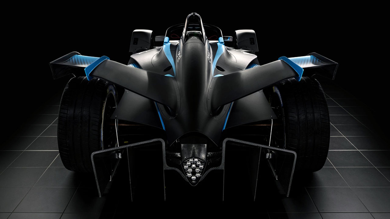 Болид ePrix пятого сезона