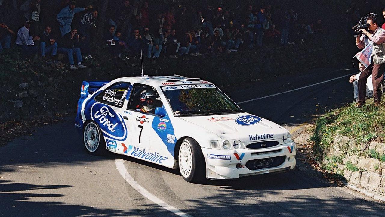 Ford Escort WRC 1989
